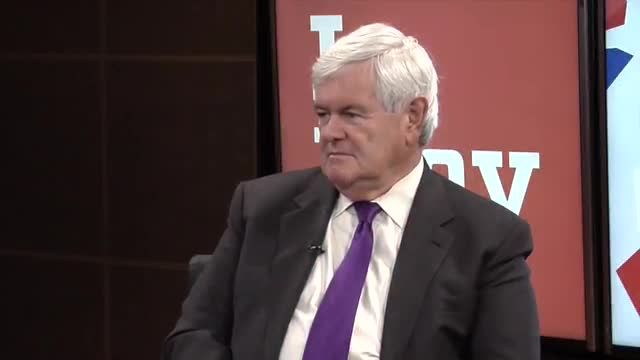 News video: Gingrich: 'If I were Boehner...'